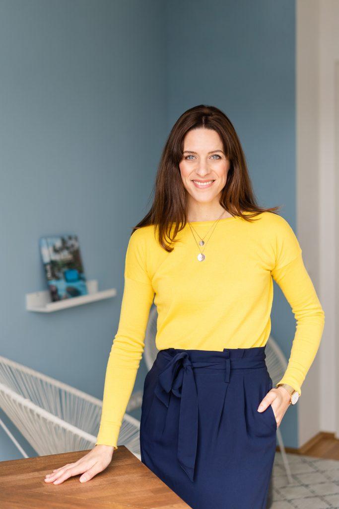 Irina Naithani Empowering Conscious Leadership