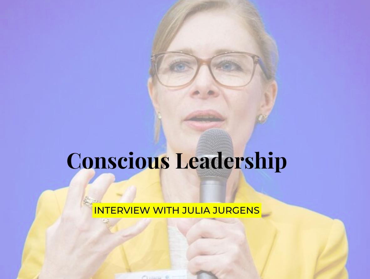 Interview with Julia Jürgens