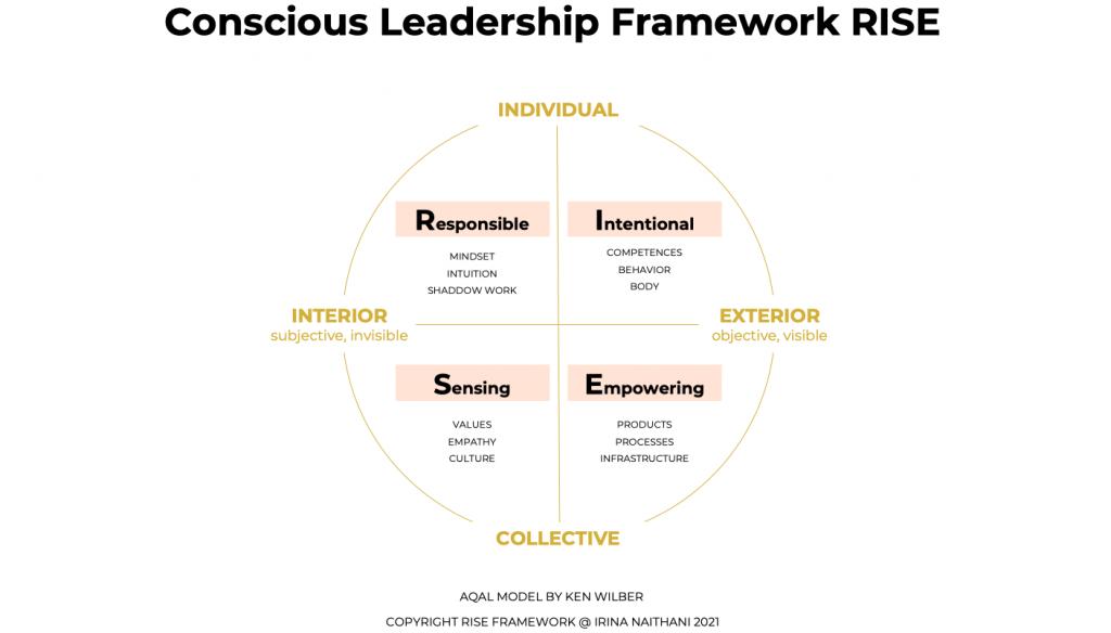 Conscious Leadership Framework RISE